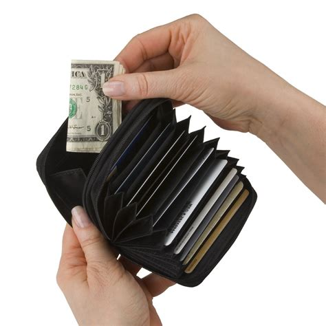 Cctv Walet leather accordion security wallet as seen on tv web store