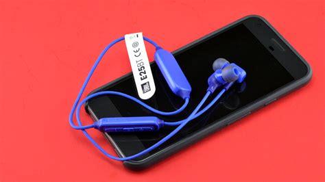 Jbl In Ear Wireless Earphone E25 jbl e25bt bluetooth in ear headphones review headphone