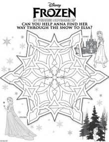 frozen games colouring pages