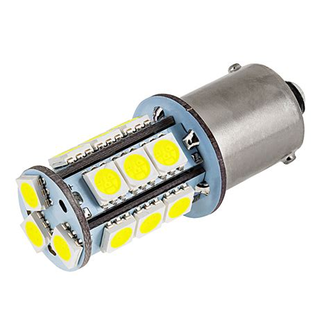 Led Brake Light Bulbs 1156 Led Bulb 18 Smd Led Tower Ba15s Retrofit Led Brake Light Turn Light And Light