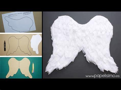 como hacer unas alas de angel caseras disfraces caseros alas de 225 ngel de ni 241 o de papel y cart 243 n