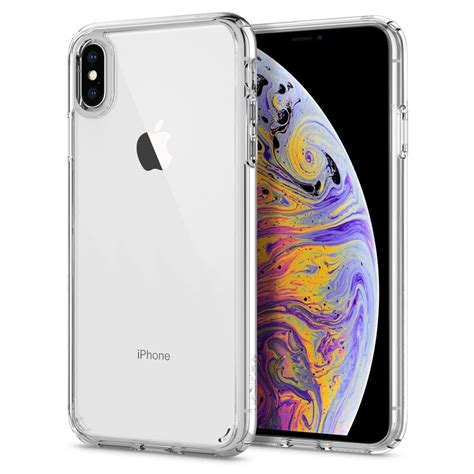 iphone xs max case ultra hybrid spigen