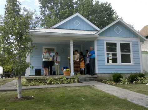 indy habitat for humanity leed platinum home greenhome