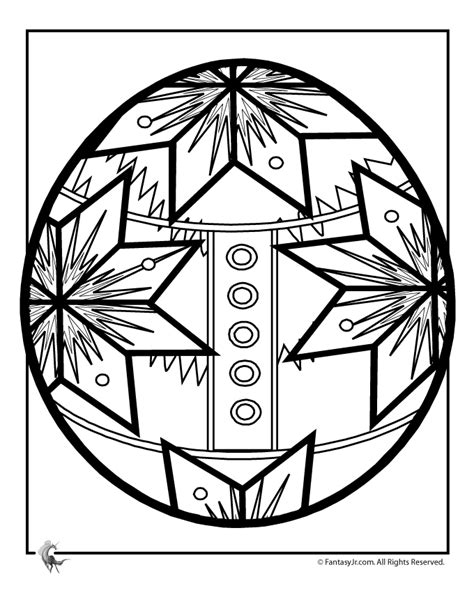 intricate spring coloring pages easter egg coloring page 3 woo jr kids activities