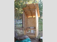 Lining an Out House Pit? - Small Cabin Forum Just Keep Swimming