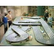 Slot Cars And Batman  Car Track Sets Digital