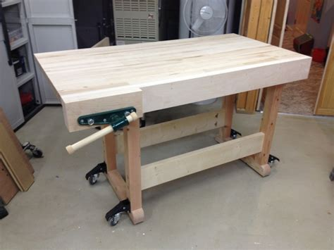 my first work bench my first workbench finewoodworking