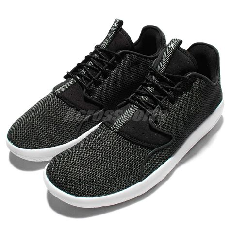 nike eclipse black white grey mens shoes sneakers