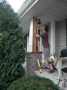 25 best ideas about porch columns on pinterest front porch columns front porch posts and
