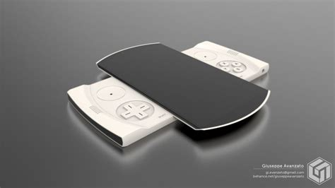 Play Around With The Yoyo Concept Phone by Nintendo Plus Is A Gaming Smartphone With Android And