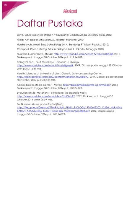 Biologi Cbell Reece Jilid 3 Edisi Kedelapan ebook mutasi biologi