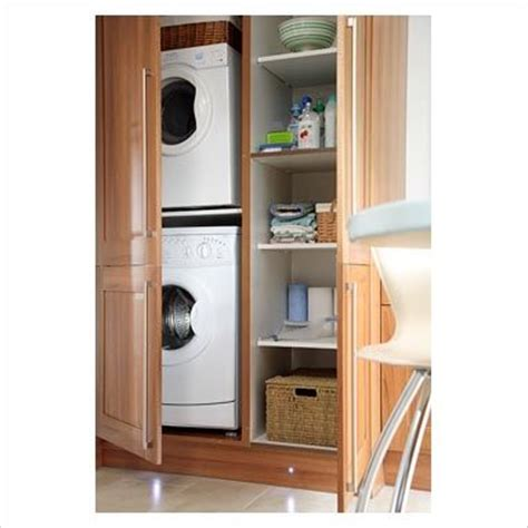 Cabinet For Washing Machine And Dryer by 25 Best Ideas About Concealed Laundry On