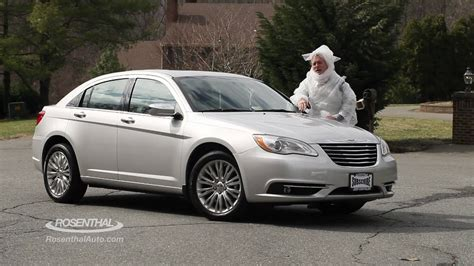 2011 Chrysler 200 S Review by 2011 Chrysler 200 Test Drive Review