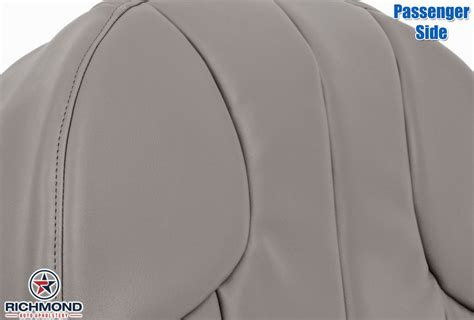 jeep grand seat covers 2001 1999 2001 jeep grand laredo leather seat cover