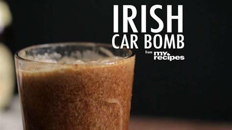 irish car bomb curdle video
