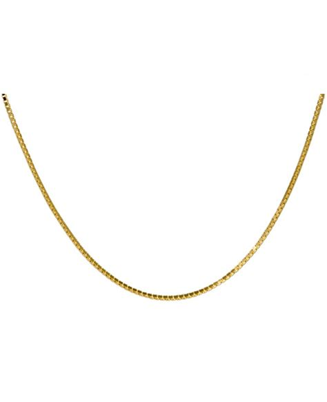 large classic 14k gold name necklace the name necklace