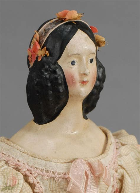 Paper Mache Doll - 278 best images about antique papier mache dolls on