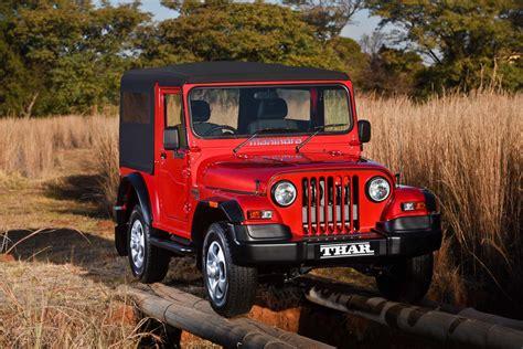 mahindra jeep thar 2017 raceview motors alberton 2017 mahindra thar crde 4x4