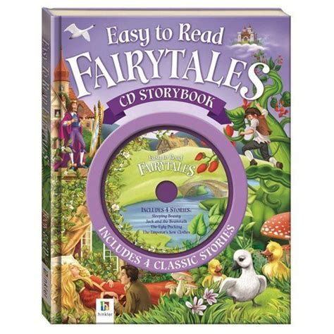 A Storybook hinkler read along fairytales cd storybook babyonline
