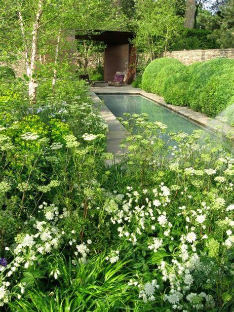 ideen für garten hortensien idee garten