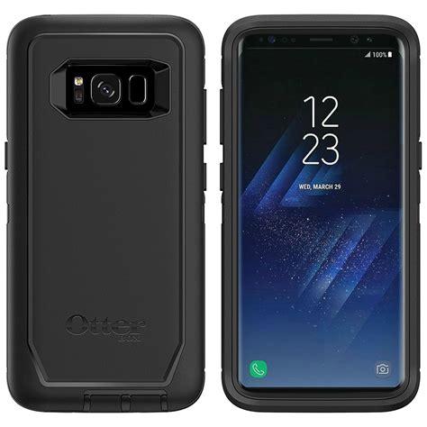 Otterbox Defender For Samsung Galaxy S8 Lombardi Black Hitam otterbox defender samsung galaxy s8 plus black