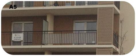 Brise Vue Pour Balcon Appartement by Brise Vent Transparent Terrasse Obasinc