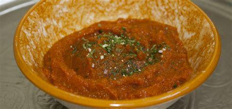 cuisine carotte recette salade de pur 233 e de carotte tunisienne cuisine du