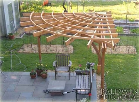 Pergola For Small Backyard by 17 Best Ideas About Corner Pergola On Corner