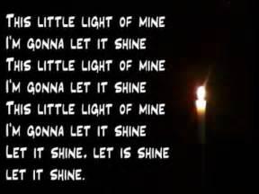 lyrics this light of mine this light of mine