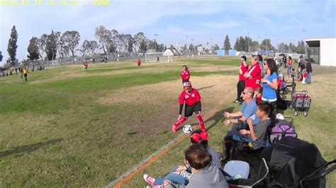 ayso section 5 ayso area all star tournament final downey vs south gate