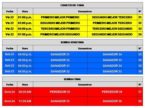 Calendario De La Liguilla Futsal Bucaneros Calendario De La Liguilla 2011 En