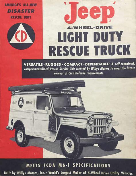 light duty truck comparison civil defense rt wagon page 2