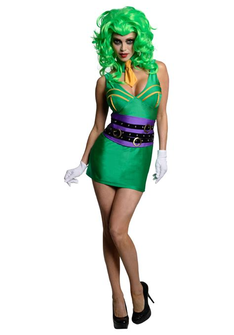 joker costume womens joker costume