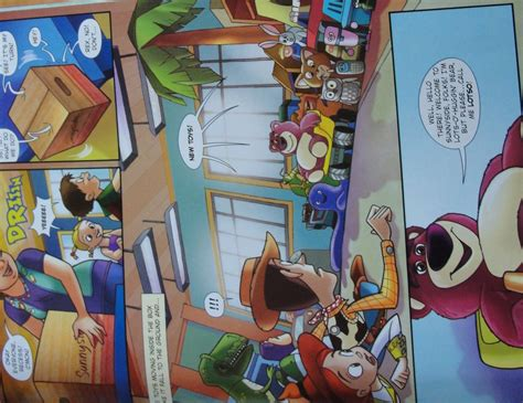 Stores Like Barnes And Noble Toy Story 3 Official Movie Magazine Pixar Talk