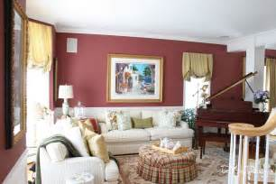 burgundy room color diy by design painting
