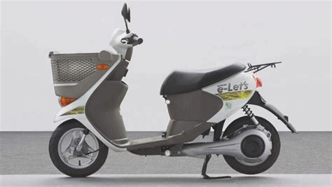 suzuki electric scooters   developed   india