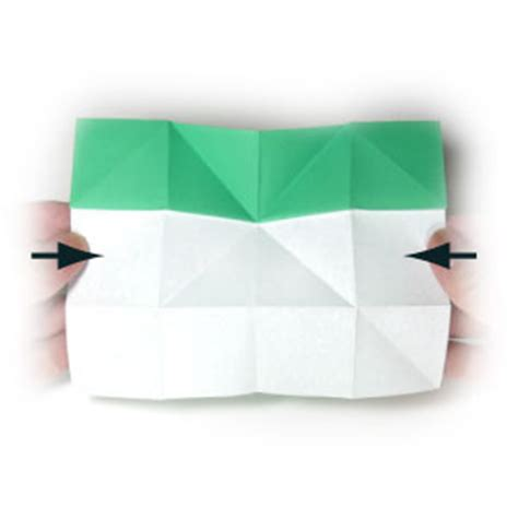 Make An Origami Book - how to make an easy origami book page 6