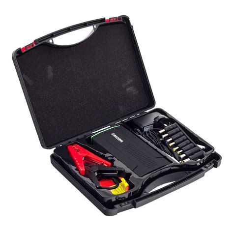 car booster charger pitking 12v 16800mah portable car bike battery jump pack