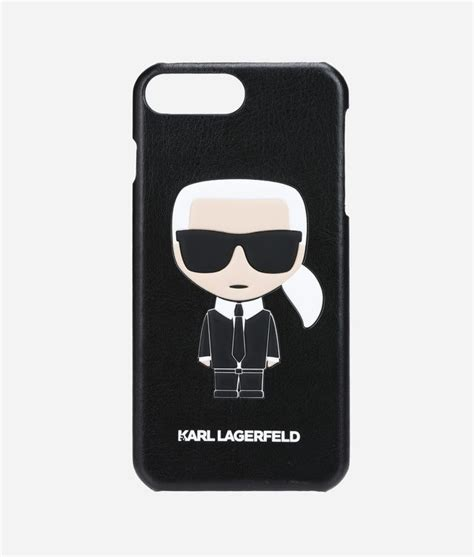 karl ikonik embossed iphone 7 plus karl lagerfeld collections by karl lagerfeld karl