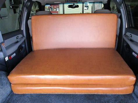 truck bed couch bed couch for pickup truck shell or suv expedition portal