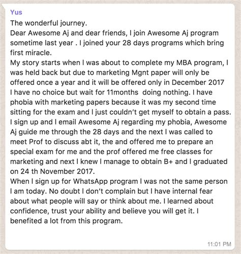 I Completed My Mba Degree by Awesome Aj Best Of Attraction Free