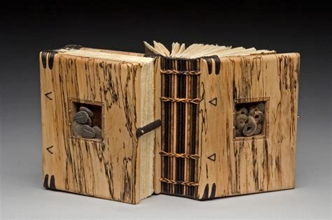 Wooden Book Wooden Coptic Books Daniel Essig