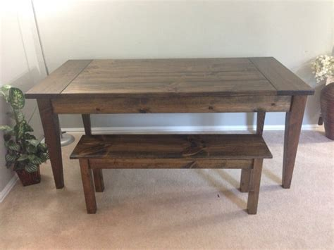 unfinished farmhouse table unfinished farmhouse table by ezekielandstearns on etsy