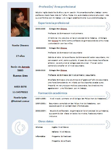 Plantillas De Curriculum Vitae Informatica Curriculum Vitae Word 2016 Europeo Newhairstylesformen2014