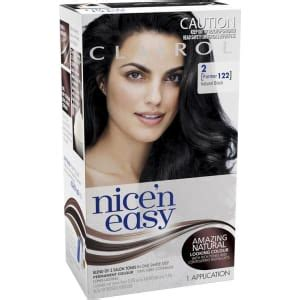 Chemist Warehouse Gift Card - clairol nice easy 122 black from chemist warehouse