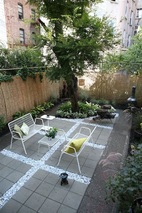 backyard brooklyn before and after a modern brooklyn backyard on a budget