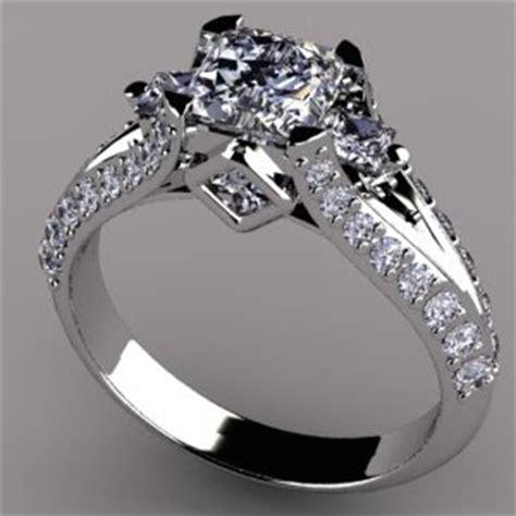 Handmade Diamonds - custom engagement rings
