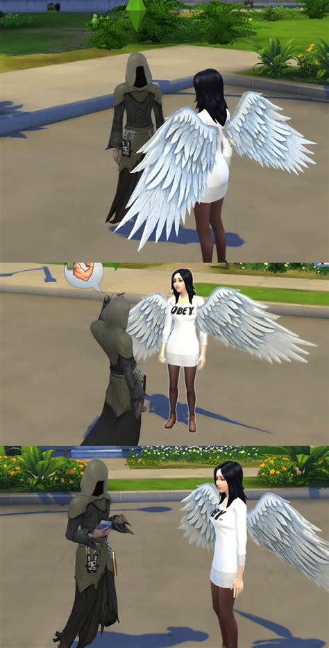 wings sims4 cc sin t 237 tulo wings sims 4 updates sims 4 finds sims