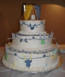 Coolest baby shower cake ideas and photos baby clothes
