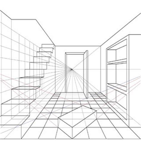 Perspectief Tekenen Interieur by Interieur Ontwerpen Fase 2 Nia Academie